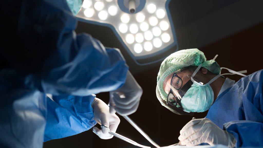 Operacja palucha sztywnego